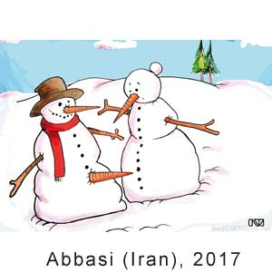 Abbasi (Iran), 12th Humodeva contest, Romania, 2017
